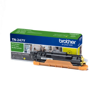 Toner oryginalny do Brother TN-247 Yellow