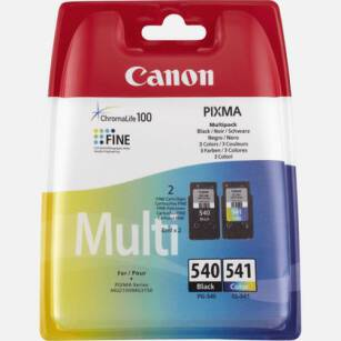 Tusz oryginalny Canon PG-540/CL-541 Multi-pack (CMYK)
