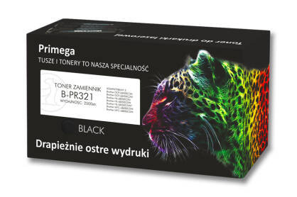 Toner zamiennik do Brother TN-321 black